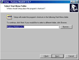 HMG 2.6.7 Instalação - Quarto Passo