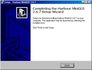 HMG 2.6.7 Instalação - Sétimo Passo